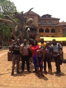 Team Kameroen_April2017